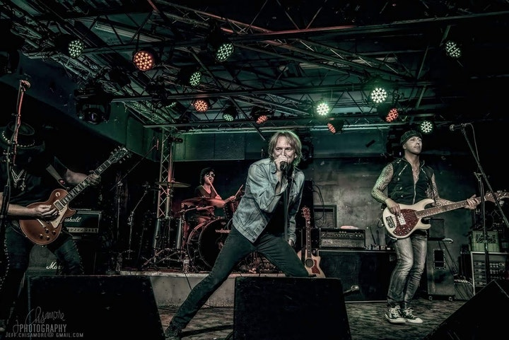 Wanted (Bon Jovi Tribute from Los Angeles) w/ Moses Mo & The Real Cool Band image