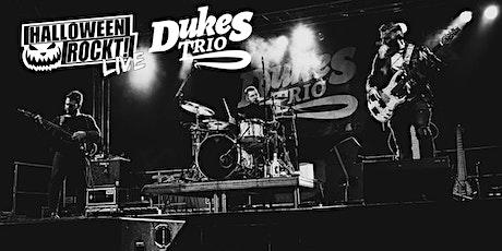 HALLOWEEN ROCKT! LIVE -on Tour- mit Dukes Trio Tickets
