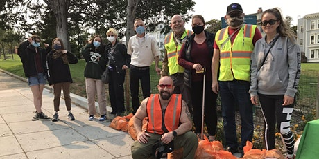 Hayes Valley Halloween Cleanup tickets