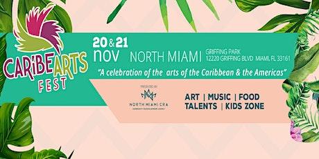 Caribe Arts Fest 2021- - tickets