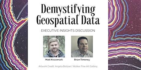 Demystifying Geospatial Data tickets