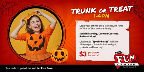 2nd Annual Trunk or Treat at Hilltop Fun Center! tickets