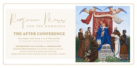 Requiem Mass - The After Conference tickets