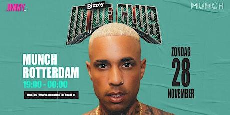 Bizzey in de Club - MUNCH Rotterdam tickets