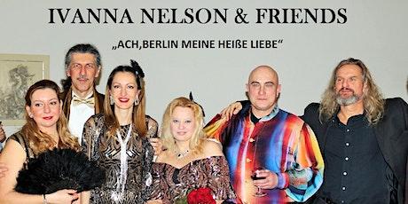 Ach Berlin, meine heiße Liebe! Von den Goldenen 20ern bis heute Tickets