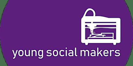 Experiencias en el proyecto YOUNG SOCIAL MAKERS entradas