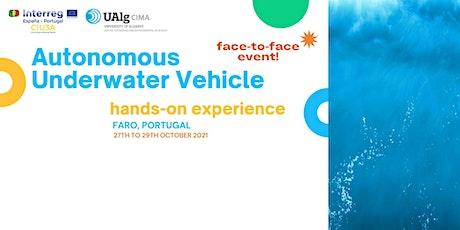 Autonomous Underwater Vehicle Course tickets