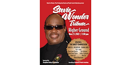 Music for Mission: Stevie Wonder Tribute Concert tickets