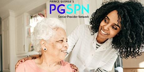 Prince George's Senior Provider Network - Caregivers Retreat tickets
