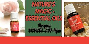 Nature's Magic - ESSENTIAL OILS