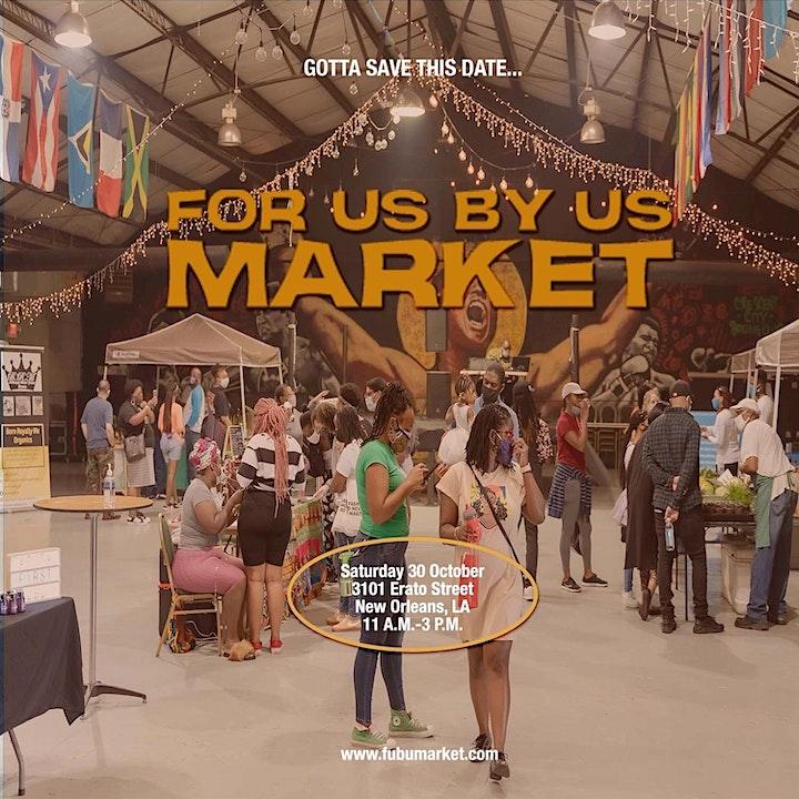 The FUBU Market's One Year Anniversary image