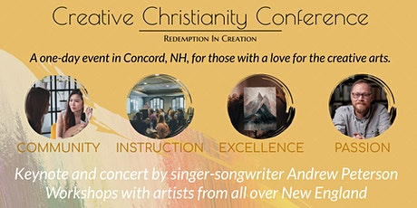 Creative Christianity Conference tickets