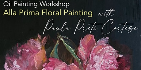 Alla Prima Floral Painting Workshop tickets