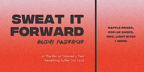 Sweat It Forward Holiday Party + Fundraiser tickets