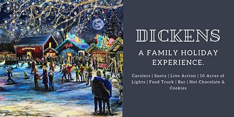Dickens: A Family Holiday Event tickets
