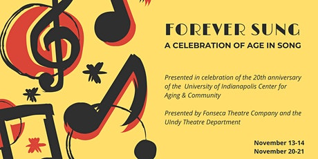 Forever Sung: A Celebration of Age in Song tickets