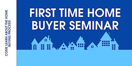 First Time home buyer Seminar entradas