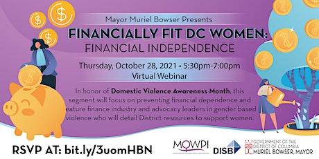 Financially Fit DC Women tickets