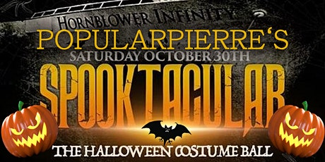 Halloween Yacht Party SPOOKTACULAR FREE TICKET! tickets