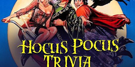 Hocus Pocus Trivia - Blue Moon Wyckoff, NJ tickets