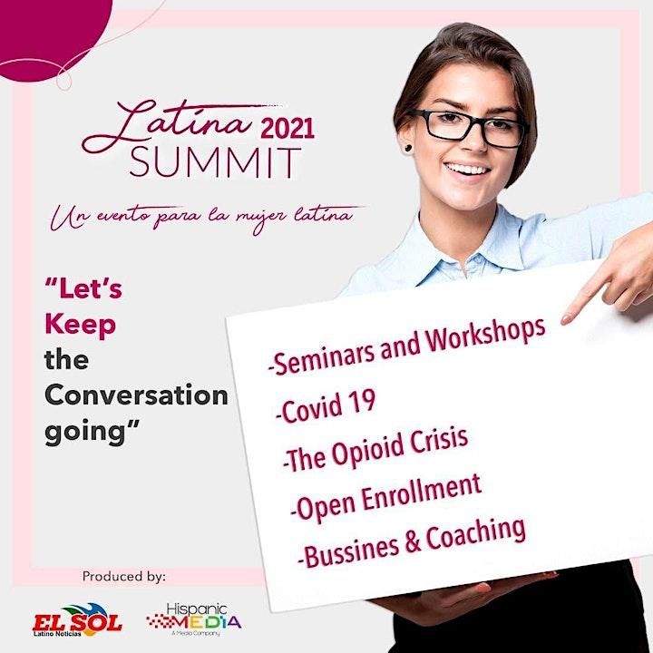 Latina Summit 2021 image
