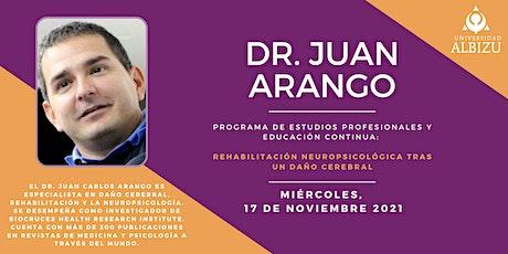 Rehabilitación Neuropsicológica tras un daño cerebral entradas