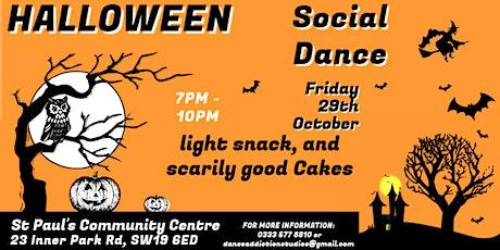 Halloween Dance Social tickets