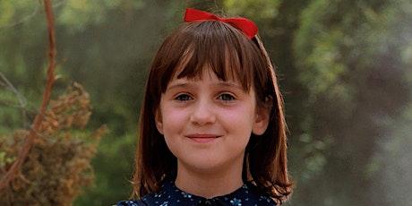 Matilda (1996) boletos