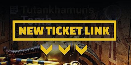Tutankhamun's Tomb: life and death of a Pharaoh. Ancient Egypt Virtual Tour tickets