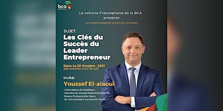 La cohorte Francophone de la BCA billets