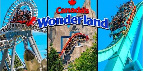Canada's Wonderland-AMIGAS Halloween Event tickets