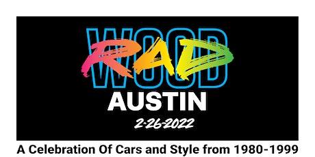 RADwood Austin 2022 tickets
