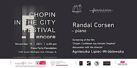 Chopin in the City Festival Movie Screening: Chopin. Caribbean Key tickets