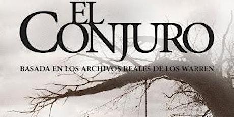 El Conjuro (2013) boletos