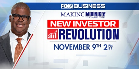FOX BUSINESS SPECIAL EVENT: New Investor Revolution Town Hall tickets