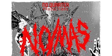 No Quarter Presents: No/Mas, Grishka, Come Mierda, Bandit tickets