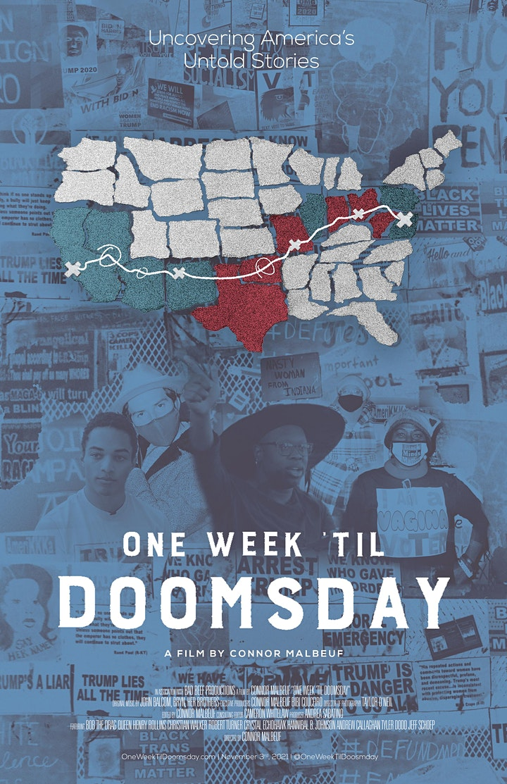 One Week 'Til Doomsday | Canadian Documentary Premiere, Q&A image