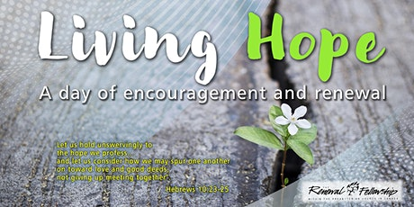 Living Hope -- A Day of Encouragement and Renewal tickets