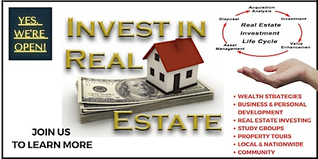 Real Estate... It's about to get Interesting... in Sycamore tickets