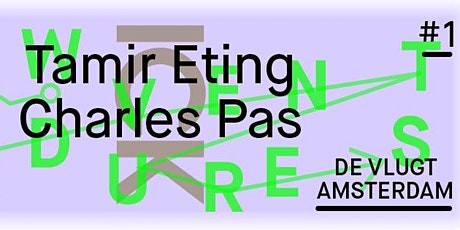 New Adventures: Tamir Eting & Charles Pas tickets