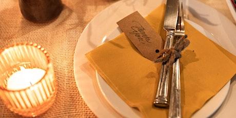 Virtual Vegan Cooking Class: Thanksgiving Edition 2 tickets