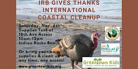 Indian Rocks Beach International Coastal Cleanup tickets
