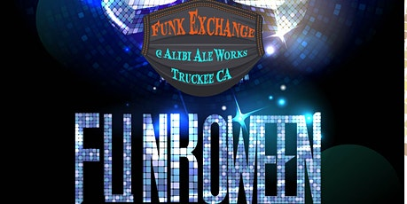 Funk-O-Ween 2021 With Funk Exchange tickets