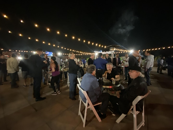 GENTLEMEN'S NIGHT OUT - ROOFTOP BBQ AND CIGAR NIGHT image