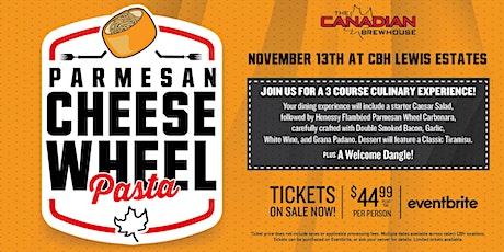 Cheese Wheel Pasta Night (Edmonton - Lewis Estates) tickets