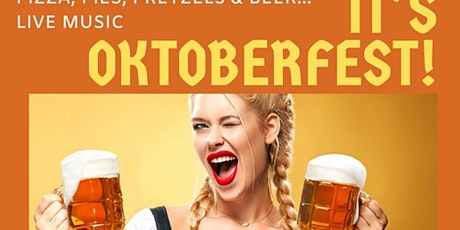 Oktoberfest at Smokie Ridge Winery with pies, pretzels & LIVE MUSIC! tickets