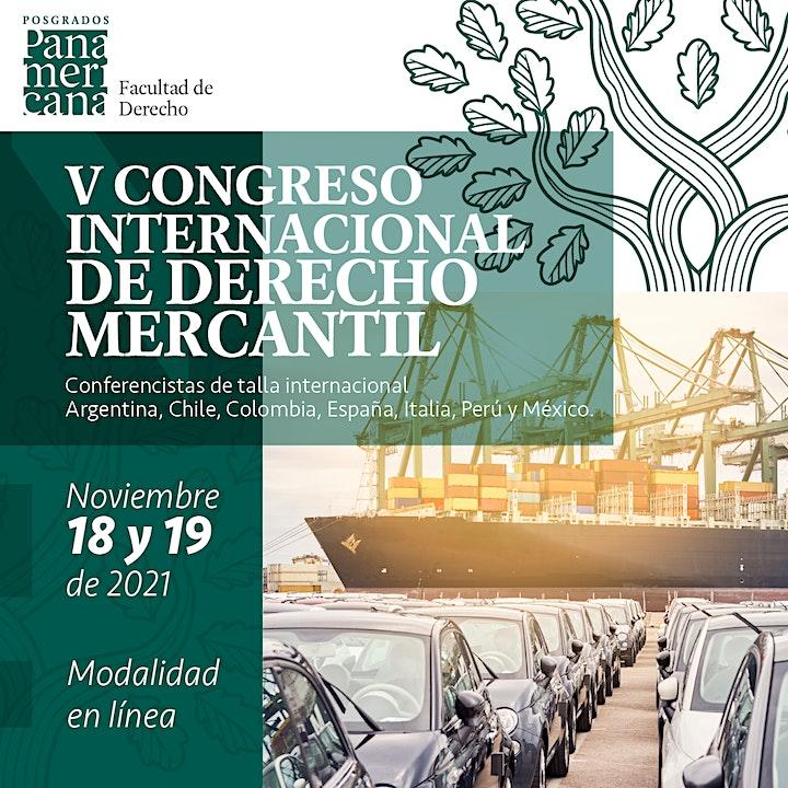 Imagen de V CONGRESO INTERNACIONAL DE DERECHO MERCANTIL