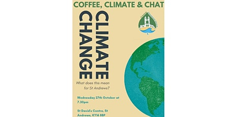 Coffee, Climate & Chat - Climate Change tickets