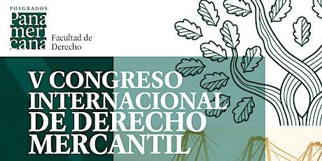 V CONGRESO INTERNACIONAL DE DERECHO MERCANTIL entradas