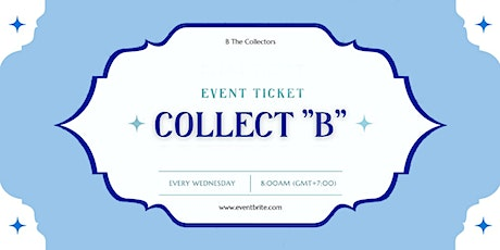 """Collecting """"B"""" Meditation Class - Tuition $0 tickets"""